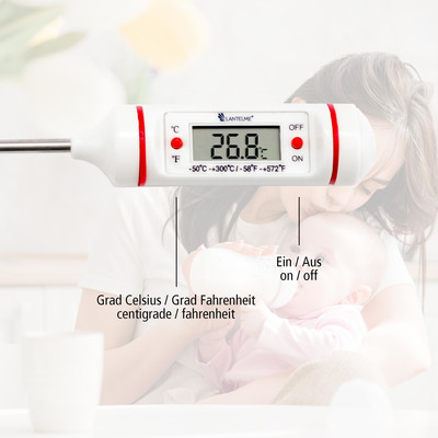 Digital Babyflaschenthermometer